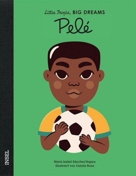 "Buch ""Pelé"" - Little People, Big Dreams"