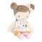 Kuschelpuppe Puppe Rosa - Mini 10 cm - LITTLE DUTCH