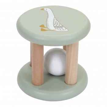 Holzrassel Little Goose Mint - LITTLE DUTCH