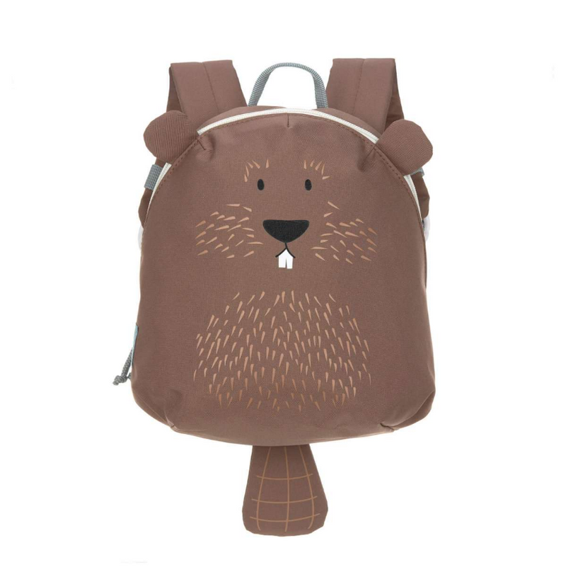 Kindergartenrucksack Biber - Tiny Backpack, About Friends Beaver - Lässig