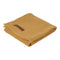"Swaddle Tuch ""Pure Ochre"" / 120x120cm - LITTLE DUTCH"