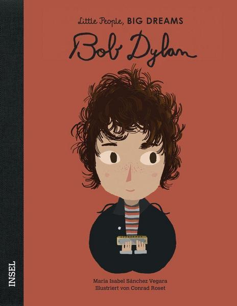 "Buch ""Bob Dylan"" - Little People, Big Dreams"