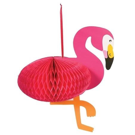 "Papierdeko ""Flamingo"" - welovebubbles"