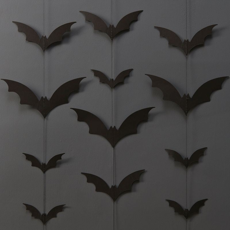 "Backdrop ""Let's get batty"" - Ginger Ray"