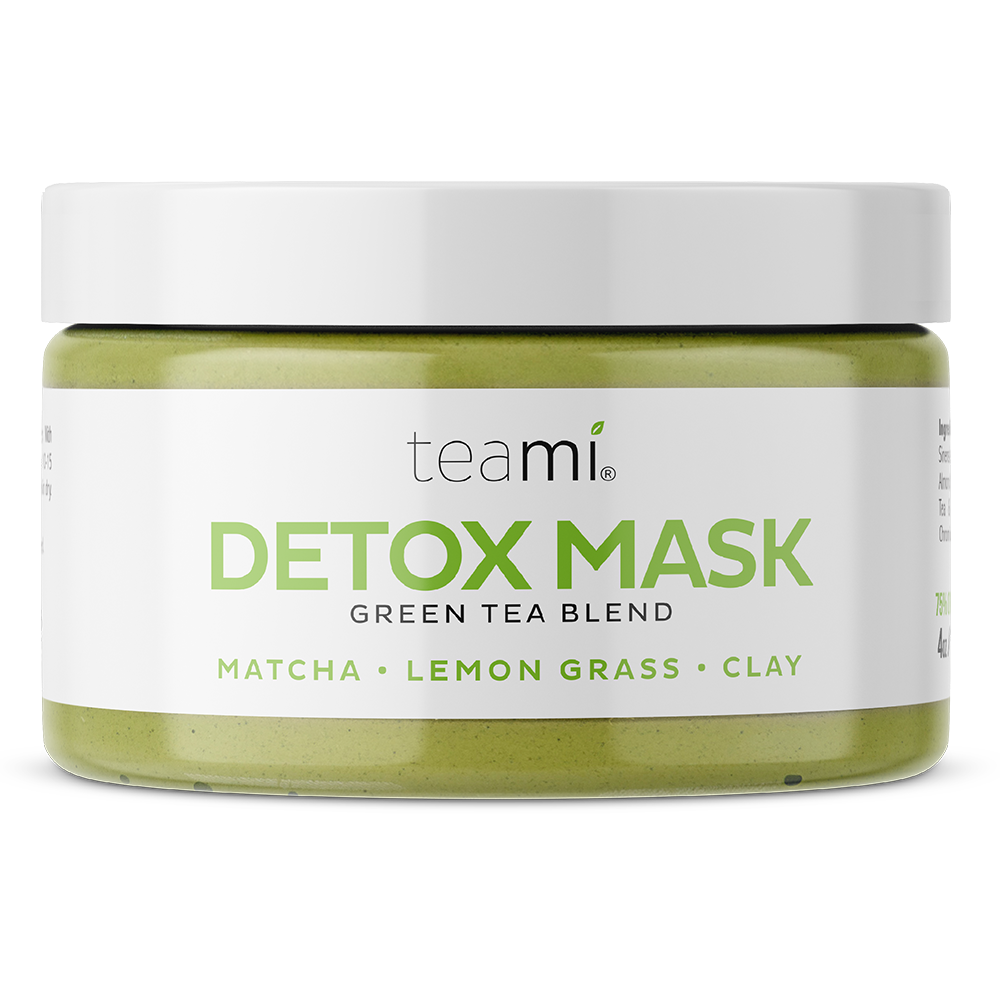 Green Tea Detox Mask