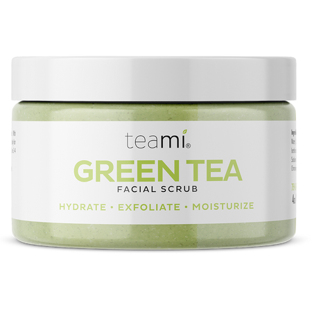 Green Tea Facial Scrub