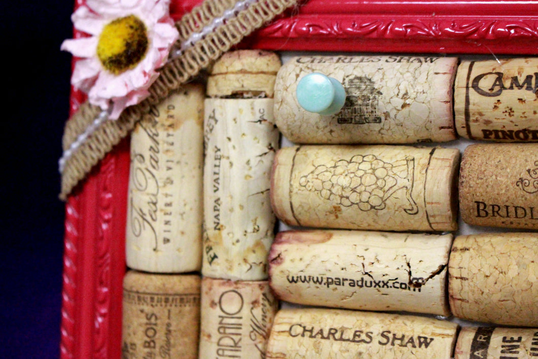 Cork Memoboard - Craft N A Box