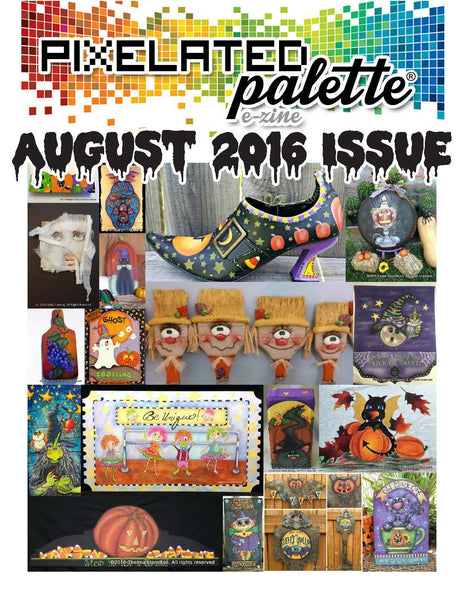 August 2016 Halloween Issue Download