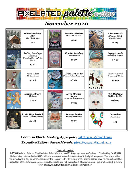November 2020 Issue Download