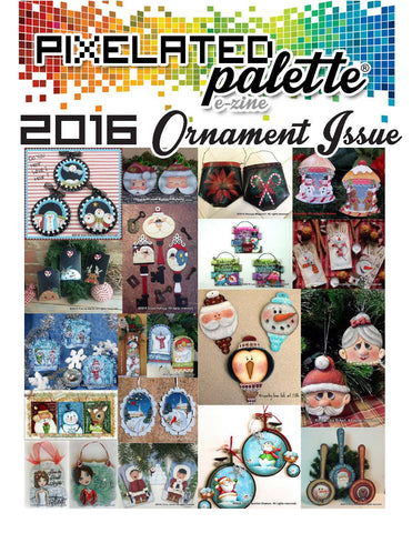 October 2016 Ornament Issue