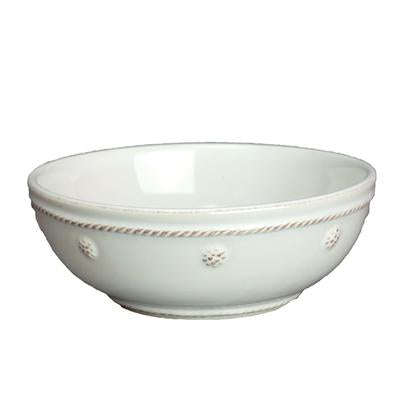 Berry & Thread  Small Coupe Bowl-  White