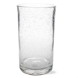 Bubble Glass Barware Tall Tumbler
