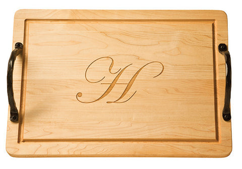 "24"" Rectangular Board with Handles"