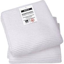 Ripple  Dish Towel  WHITE