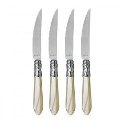 Aladdin   Steak Knife Brilliant Ivory