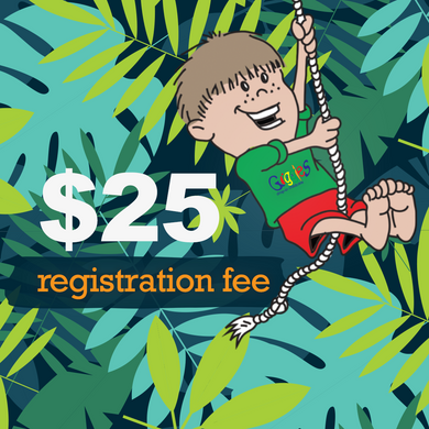 Summer Camp Registration Fee-Greenville, SC- Augusta Rd.