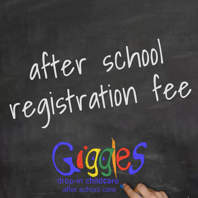 After School Registration Fee- Jacksonville, NC