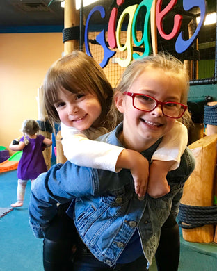 Hourly Packages for 2 Children-Greenville, SC-Augusta Rd.  (*with our multiple child packages, the children share the hours)