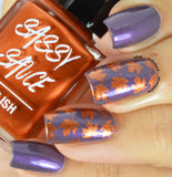 Copper Stamping Sauce