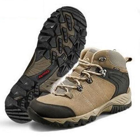 Breathable Suede Hiking Boots - 2 Color Options - Weekend Tactial Supply