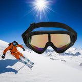 Snowboard Ski Goggles UV Protection Lens Frame Glasses - 5 Color Options - Weekend Tactial Supply