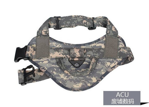 Tactical Training Harness - 2 Sizes, 9 Colors - Weekend Tactial Supply