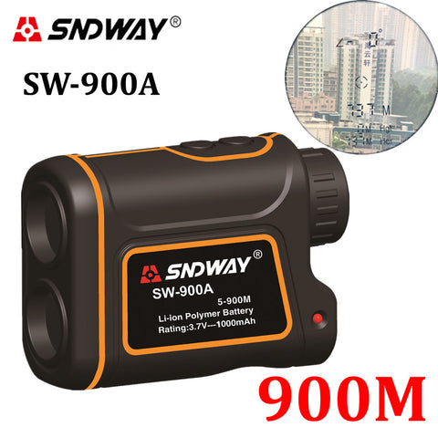 SNDWAY Telescope laser rangefinders distance meter Digital 8X 900M Monocular - Weekend Tactial Supply