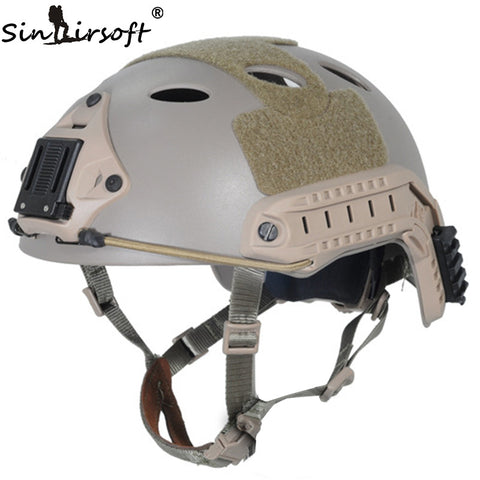 Military Style Tactical Helmet - Weekend Tactial Supply