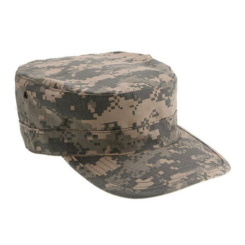 Camouflage Tactical Hat - 8 color Options - Weekend Tactial Supply