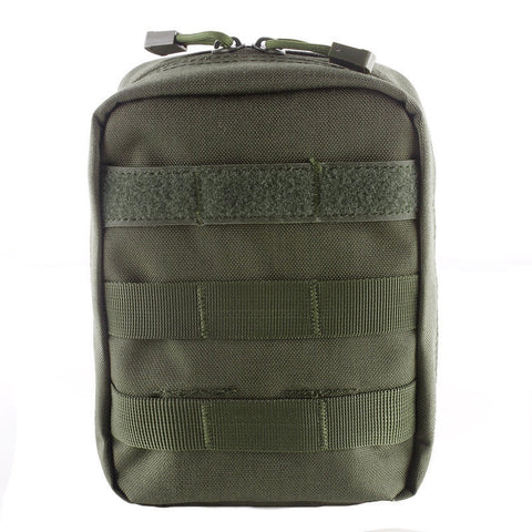 Tactical Medical Pouch Molle System - 3 Color Options - Weekend Tactial Supply