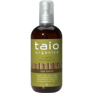 Taio Organic Massage Oil Tea Blend 8oz