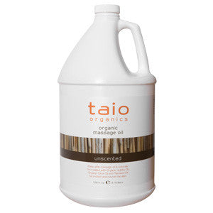 Taio Unscented Massage Oil 128oz.