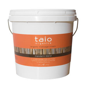 Taio Mandarin Massage Cream 128 oz.