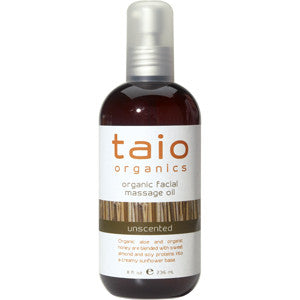 Taio Facial Massage Oil Unscented 8oz
