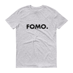 Original FOMO t-shirt (gray)