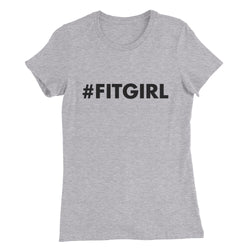 The original #fitgirl shirt (Gray)