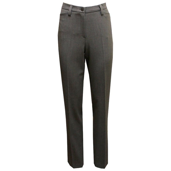 Dark Grey Gardeur Pants