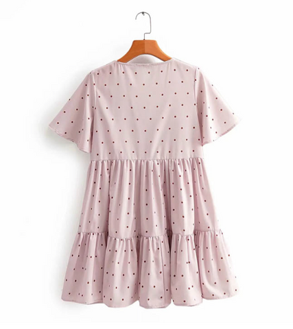 Putney Polka Dot Dress