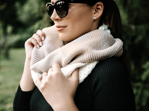Aspen Infinity Scarf - april-marin
