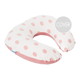 Softy Cover Dots Pink