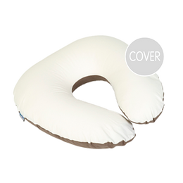 Softy Cover Home White Taupe
