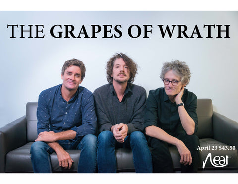 The Grapes Of Wrath April 23 $43.50