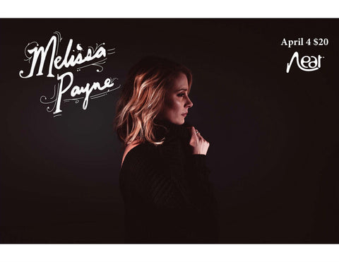 Melissa Payne April 4 $20