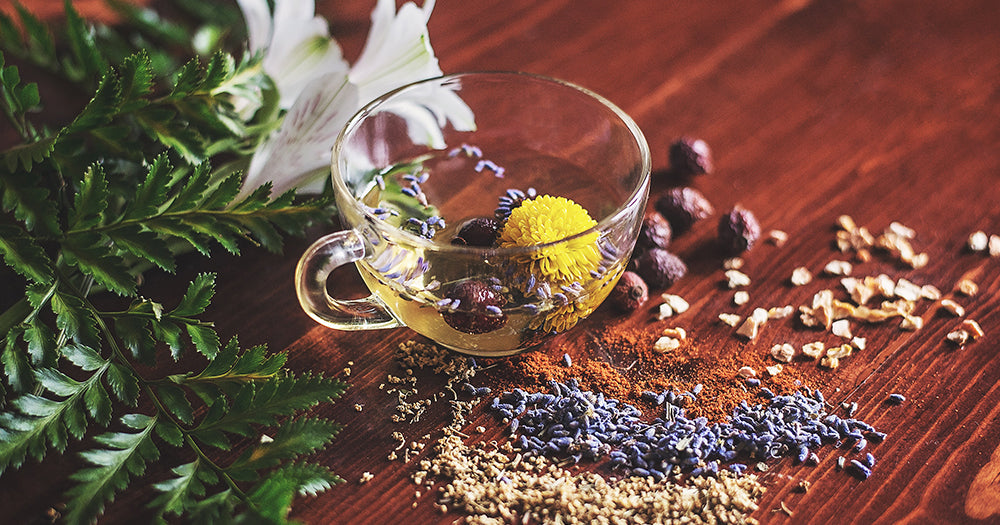 Aromatic and herbal medicine