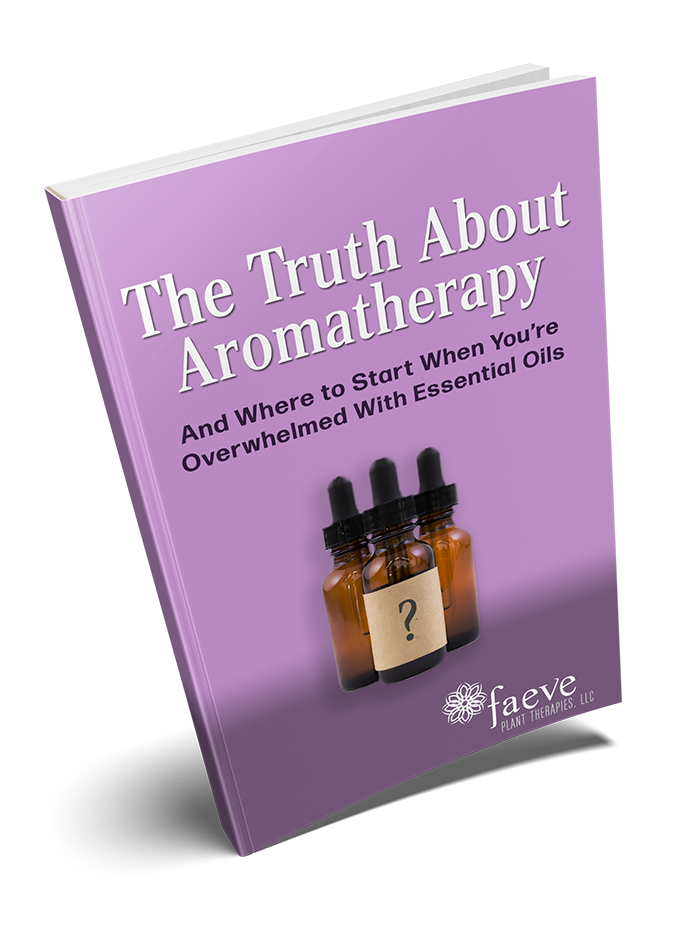 The Truth About Aromatherapy and Where to Start When You're Overwhelmed with Essential Oils free guide