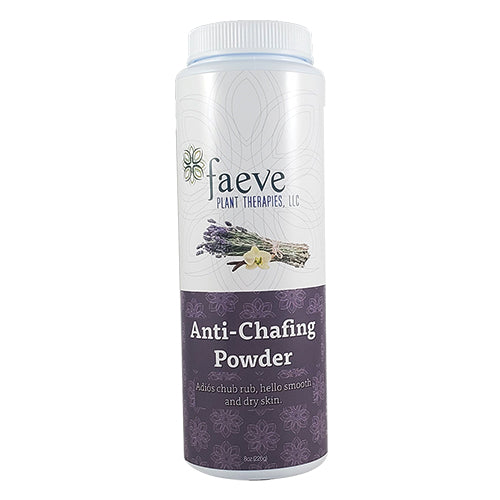 All-Natural Anti-Chafing Powder