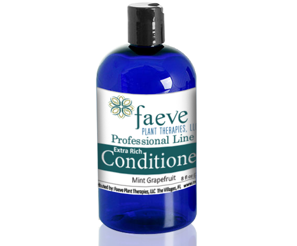 Extra Rich Mint Grapefruit Conditioner - Faeve Plant Therapies, LLC - All Natural & Organic Products