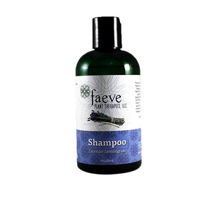 Organic Lavender Lemongrass Shampoo (Vegan Friendly)