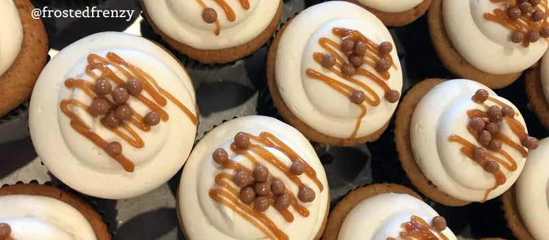 Cupcakes that will make your tastebuds happy