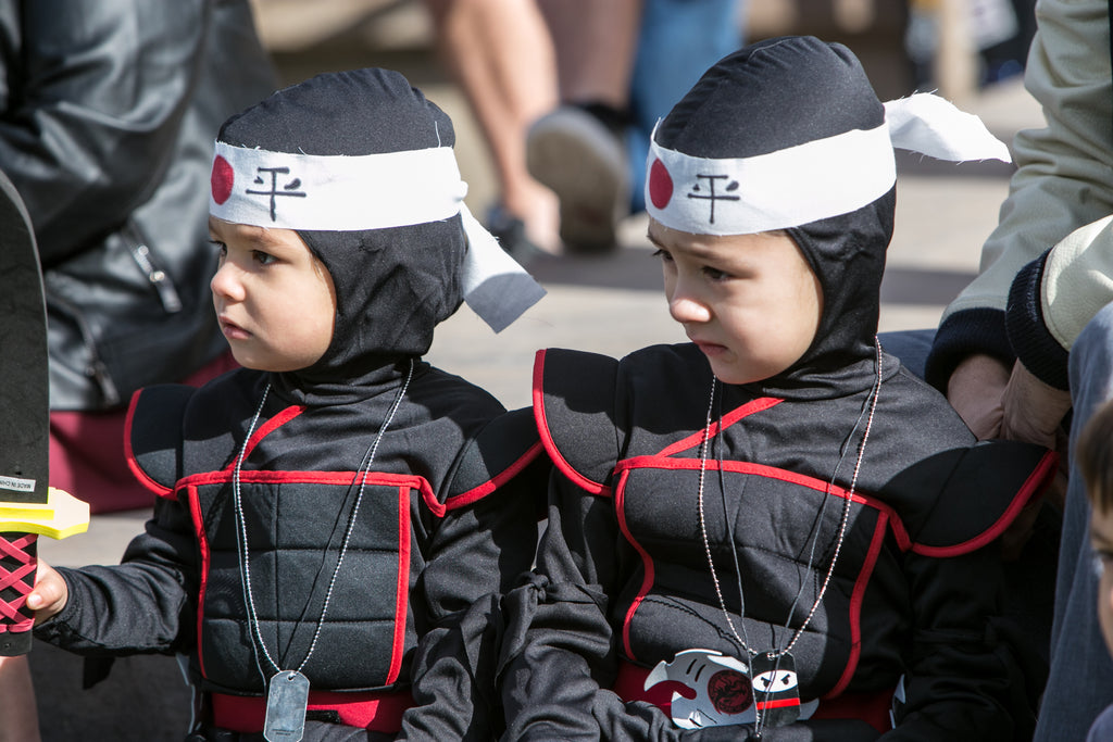 10 totally awesome Ninjago inspired party ideas
